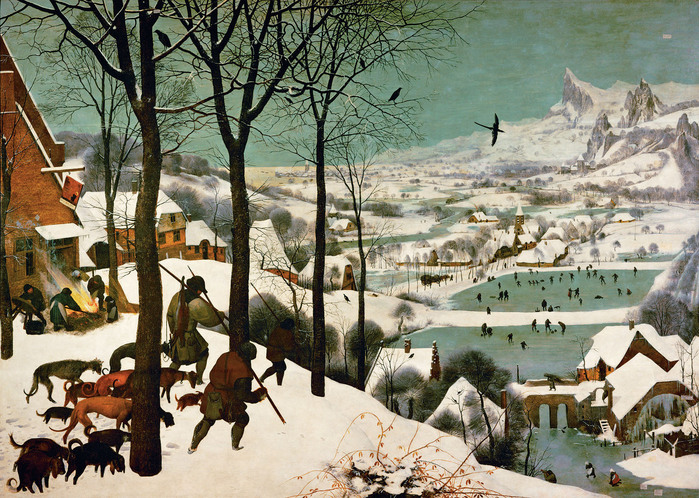 нидерландская живопись: