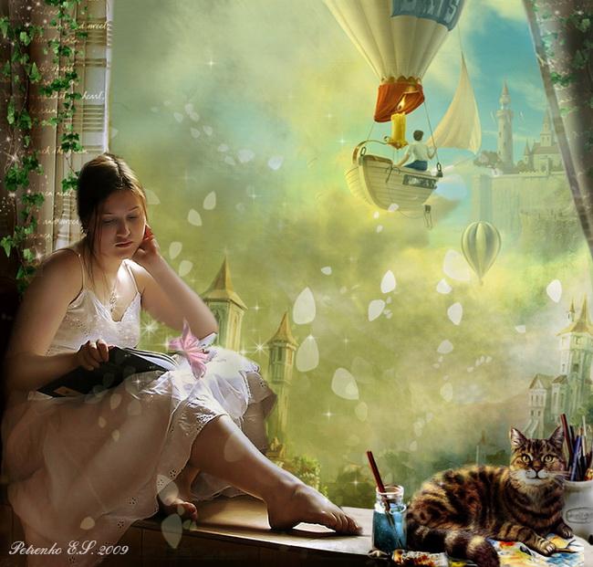 Мечты о сказке/Фотографии Елены Петренко