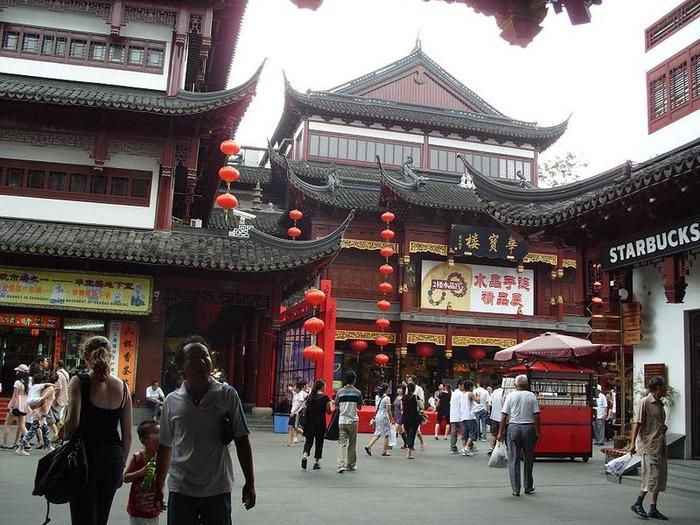 «Сад Радости Yuyuan. Юй Юань» (Yuyuan Shangchang) 43674