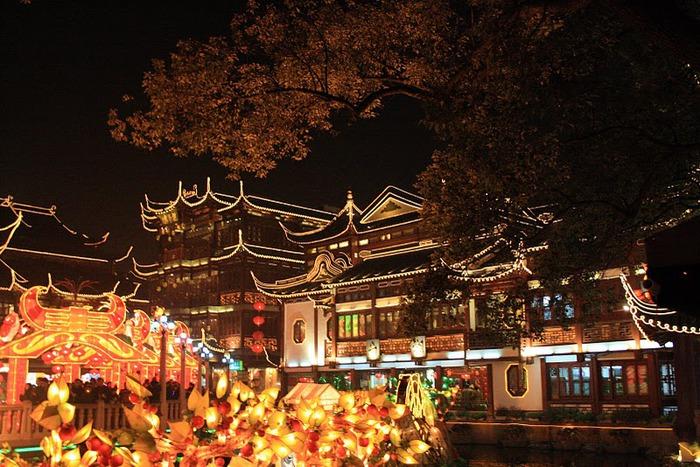 «Сад Радости Yuyuan. Юй Юань» (Yuyuan Shangchang) 41788