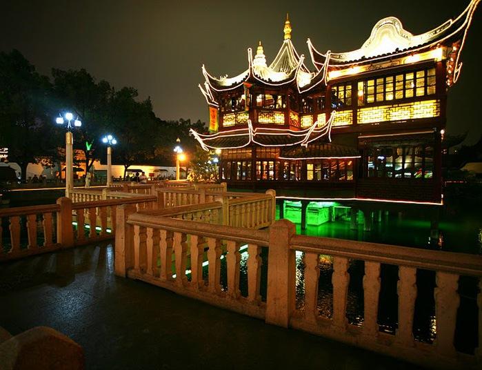 «Сад Радости Yuyuan. Юй Юань» (Yuyuan Shangchang) 44653