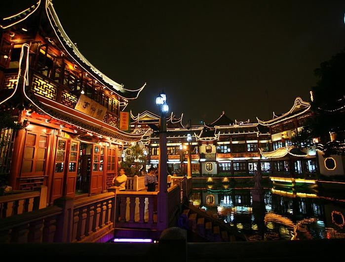 «Сад Радости Yuyuan. Юй Юань» (Yuyuan Shangchang) 12615
