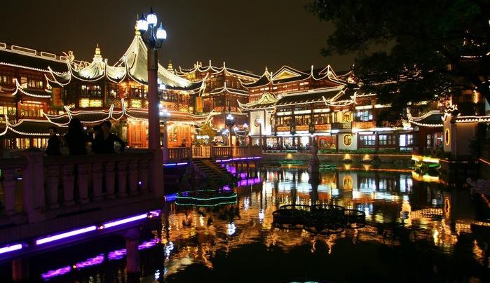 «Сад Радости Yuyuan. Юй Юань» (Yuyuan Shangchang) 99909