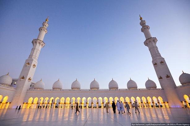 Мечеть шейха Зайда 41