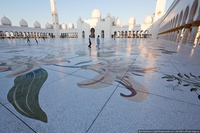 Мечеть шейха Зайда 8