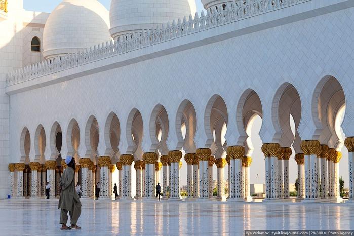 Мечеть шейха Зайда 16