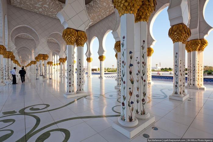 Мечеть шейха Зайда 20