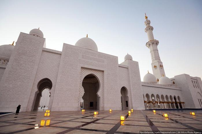 Мечеть шейха Зайда 40