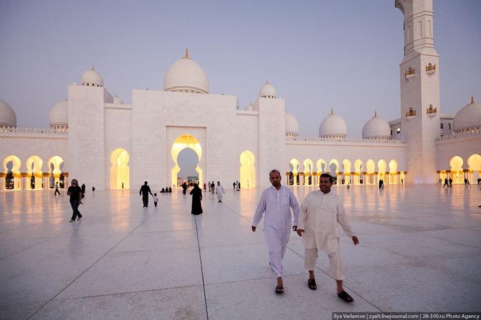Мечеть шейха Зайда 42