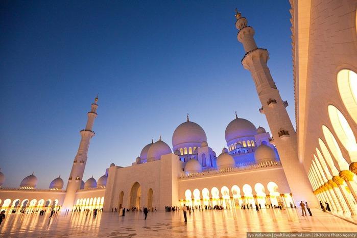 Мечеть шейха Зайда 46