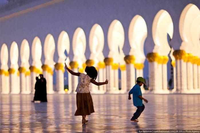 Мечеть шейха Зайда 50