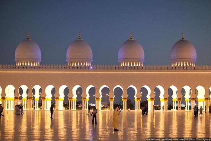 Мечеть шейха Зайда 51