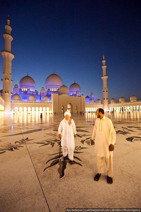 Мечеть шейха Зайда 54