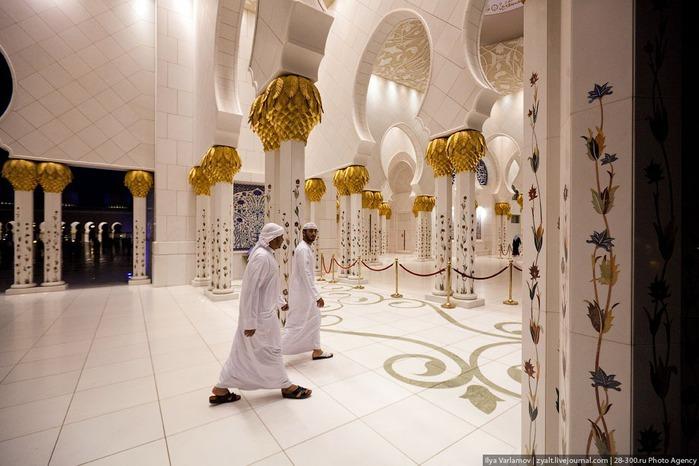 Мечеть шейха Зайда 55