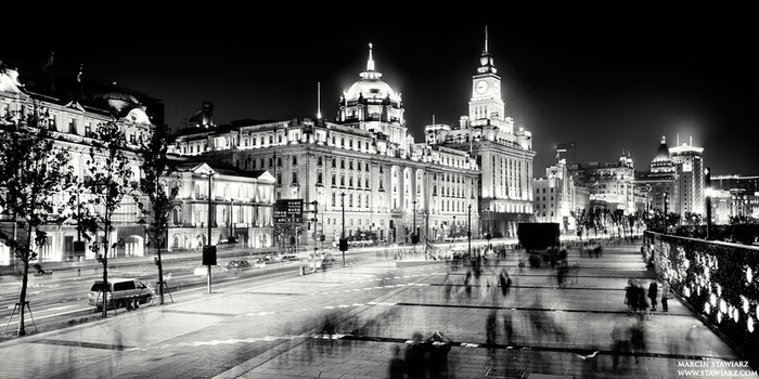 67510371 marcin stawiarzshanghai18 Урбанистические фотографии от Marcin Stawiarz