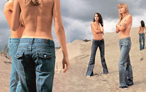 Как стирать джинсовую одежду