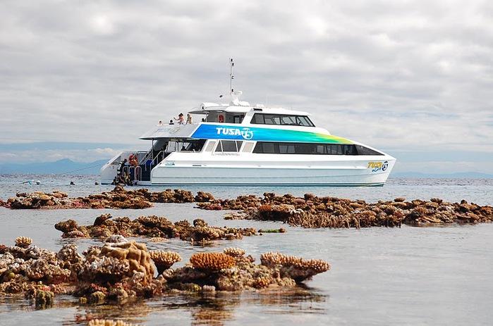 Восьмое чудо света - Большой Барьерный риф Австралии-Great Barrier Reef 34100