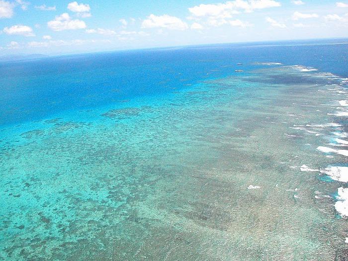 Восьмое чудо света - Большой Барьерный риф Австралии-Great Barrier Reef 15778