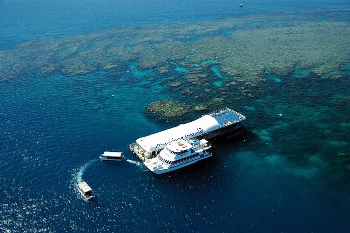 Восьмое чудо света - Большой Барьерный риф Австралии-Great Barrier Reef 18842