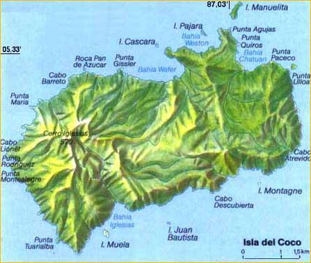 Остров Кокос 19064