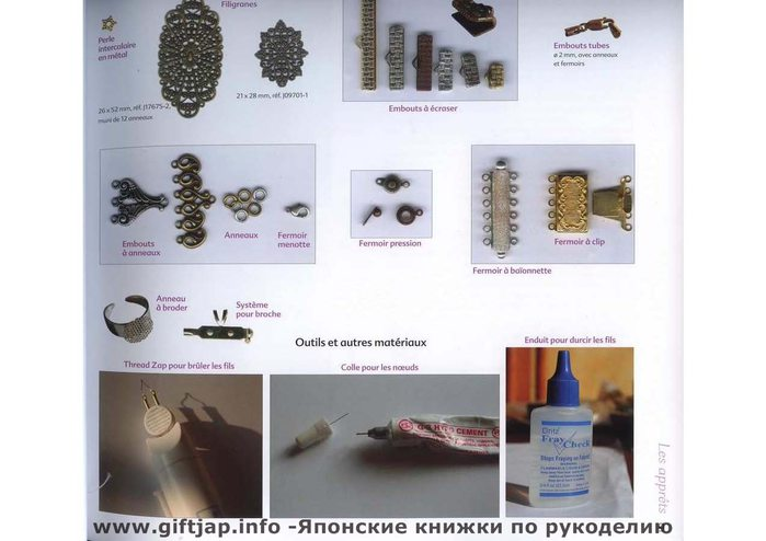Уроки , схемы по украшениям в технике микромакраме.