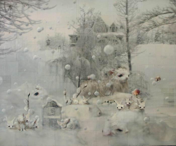 Крис Беренс (Chris Berens) – художник из Голландии 1