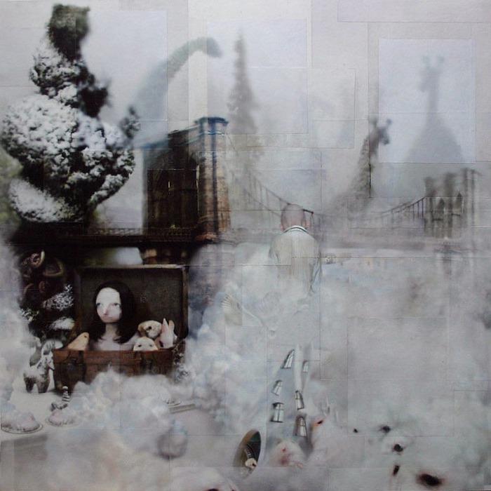 Крис Беренс (Chris Berens) – художник из Голландии 10