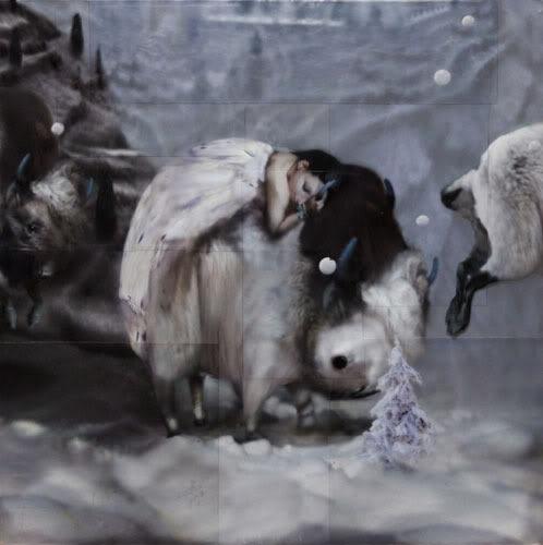 Крис Беренс (Chris Berens) – художник из Голландии 11