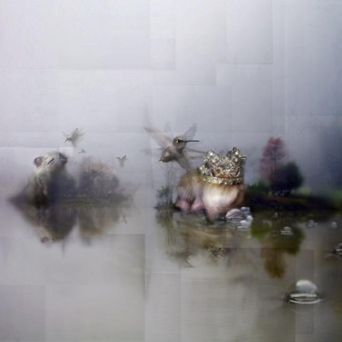 Крис Беренс (Chris Berens) – художник из Голландии 23