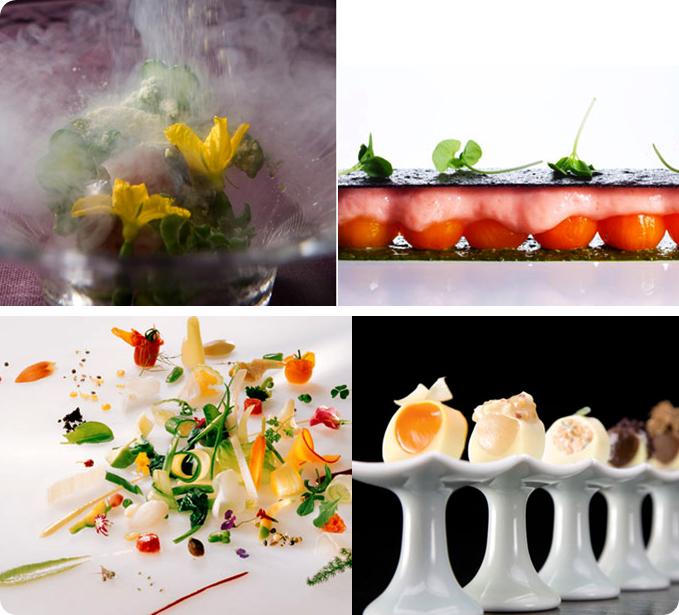 11 самых красивых фото ресторанных блюд