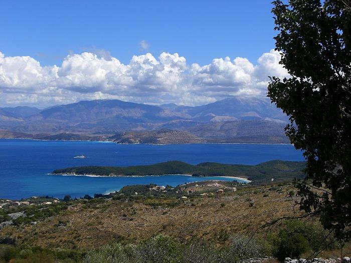 Корфу - «остров вечных возвращений». 14773