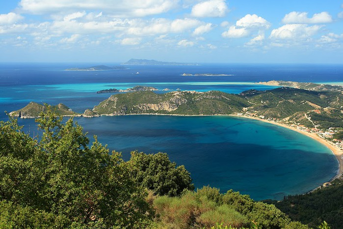 Корфу - «остров вечных возвращений». 16572