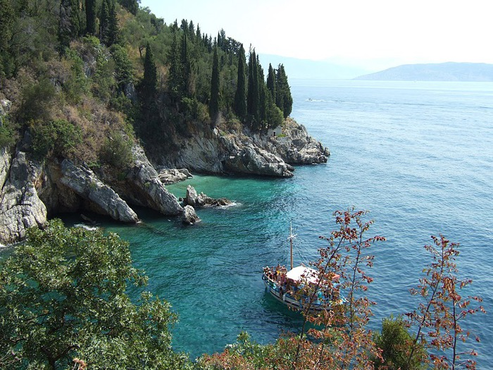 Корфу - «остров вечных возвращений». 96617