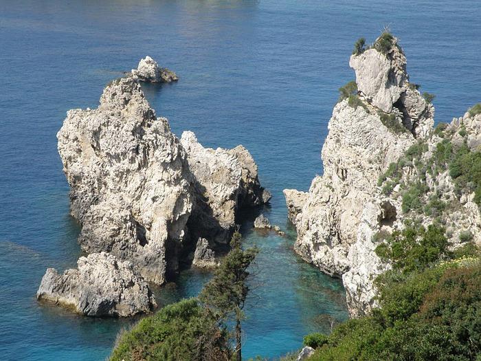 Корфу - «остров вечных возвращений». 95924