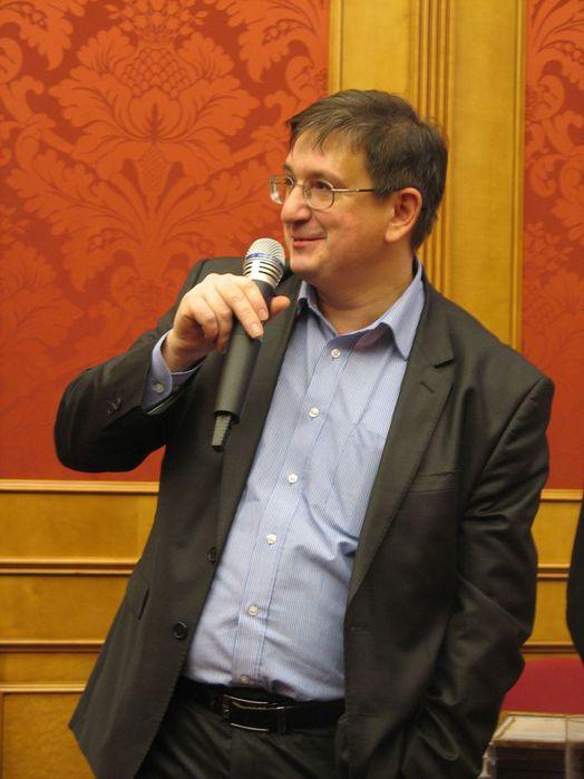 финалист третьего чемпионата по управленческой борьбе Александр Дмитриев
