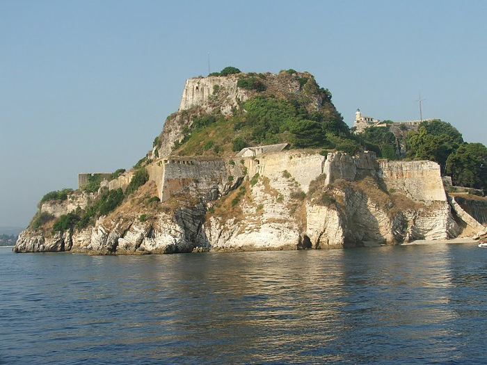 Корфу - «остров вечных возвращений». 10552