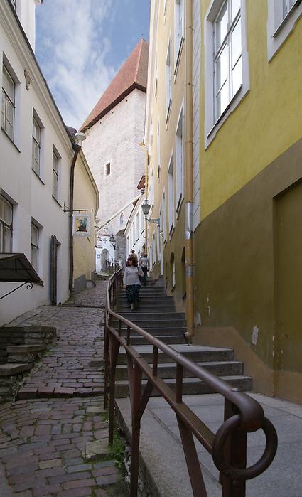 улицы старого таллина полны очарования и притягательности