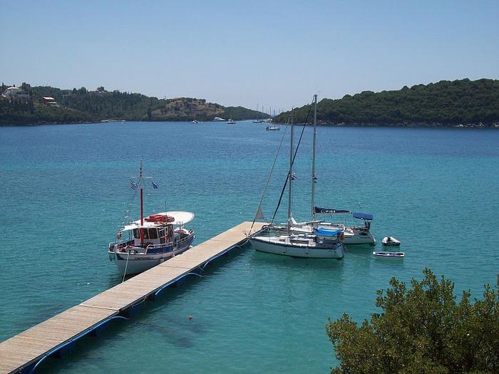 Корфу - «остров вечных возвращений». 31595