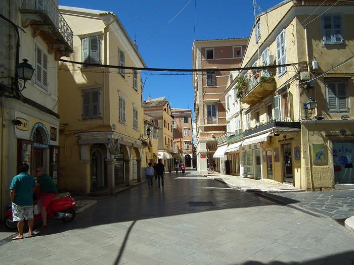 Корфу - «остров вечных возвращений». 97781