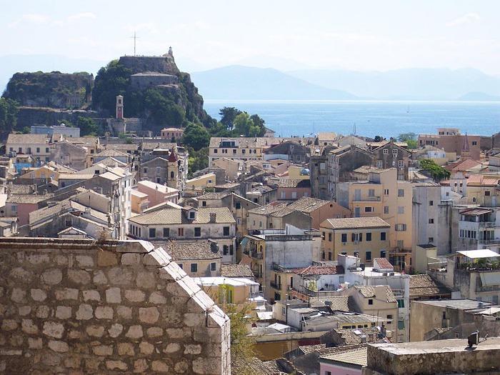 Корфу - «остров вечных возвращений». 78542