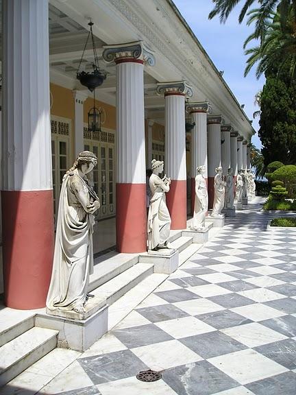 Корфу - «остров вечных возвращений». 33514