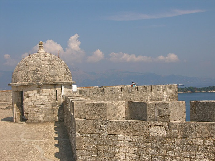 Корфу - «остров вечных возвращений». 86638