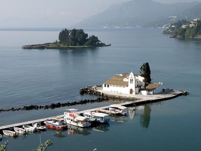 Корфу - «остров вечных возвращений». 26327
