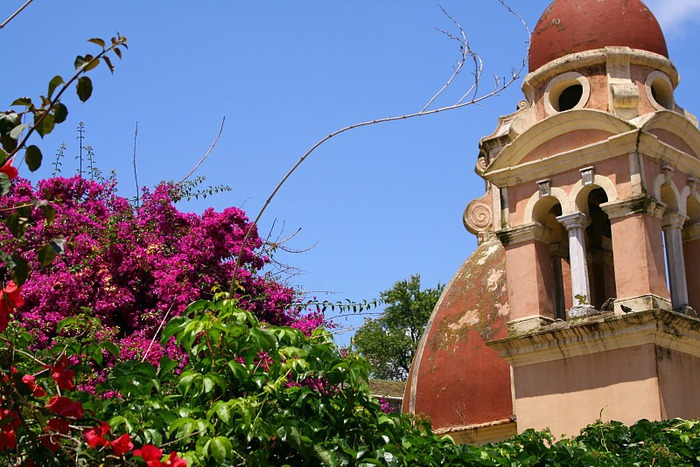 Корфу - «остров вечных возвращений». 34280