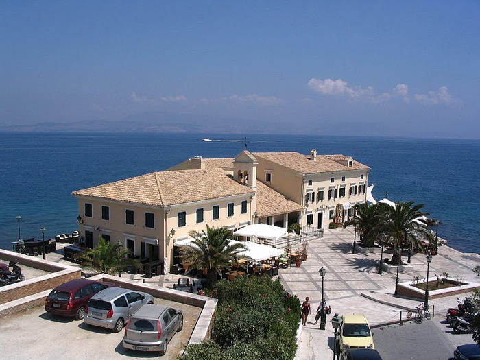 Корфу - «остров вечных возвращений». 88164