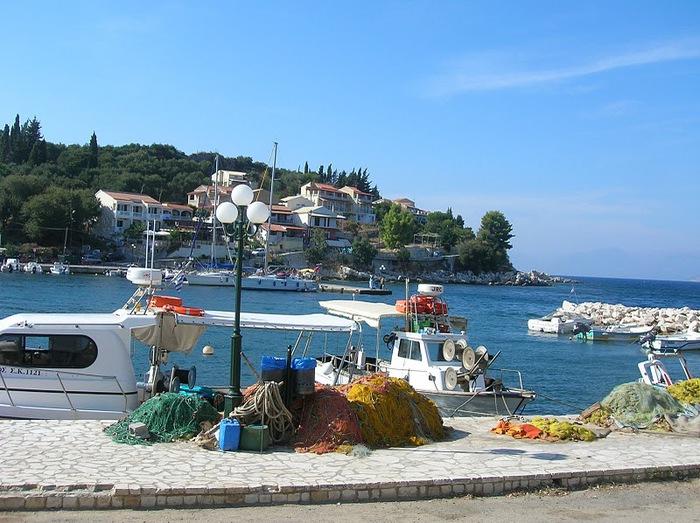 Корфу - «остров вечных возвращений». 52419
