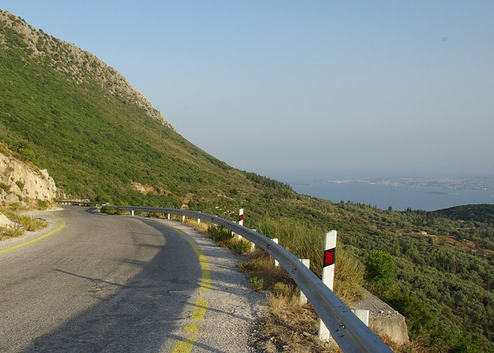 Корфу - «остров вечных возвращений». 21888