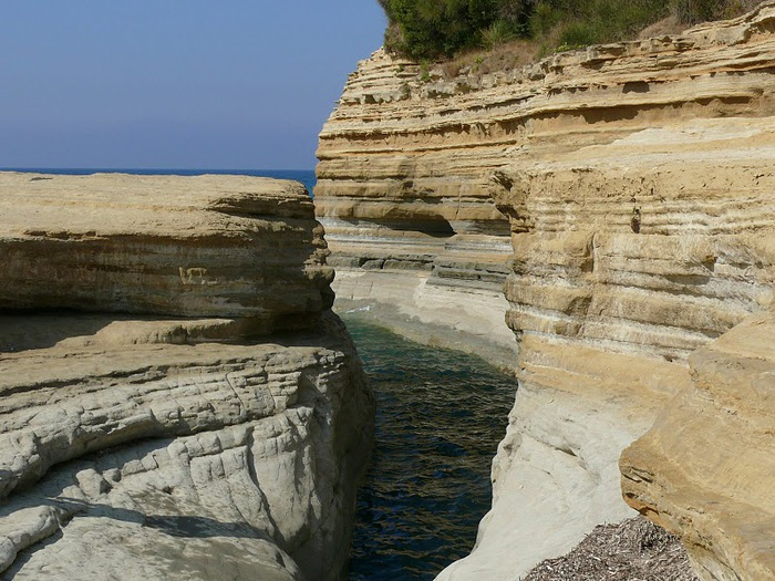 Корфу - «остров вечных возвращений». 54565
