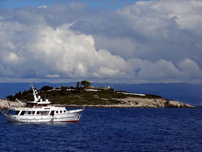Корфу - «остров вечных возвращений». 29248