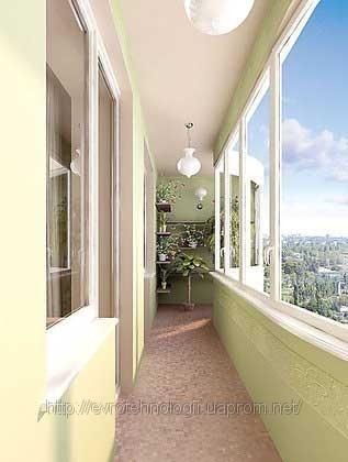 Как преобразить интерьер балкона 4